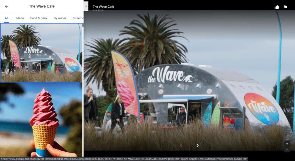 MakoStars LLC/ The Wave Cafe