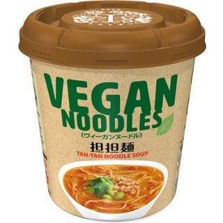 MakoStars LLC/ vegan noodles 坦々麺