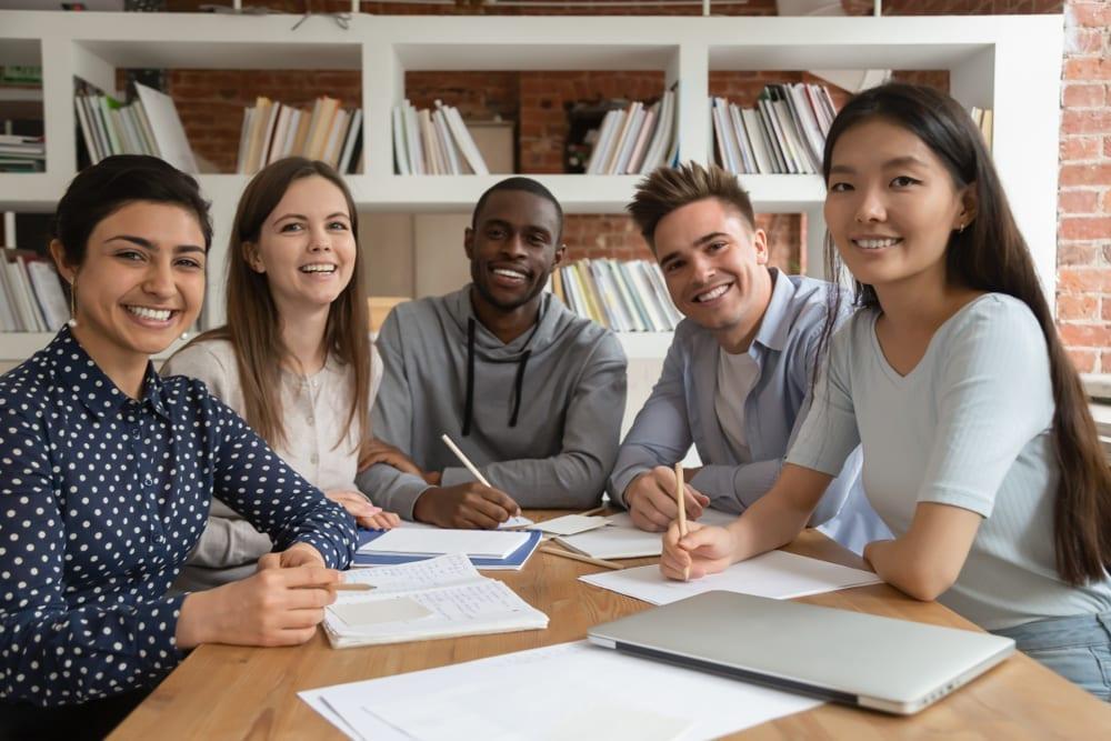 MakoStars LLC/ happy students