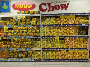 フィジーのスーパーマーケット